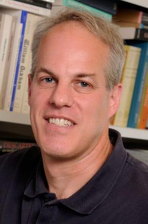 Portrait of Steve Gross