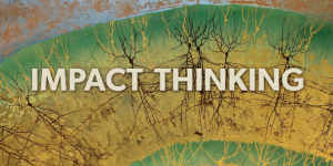 Impact Thinking Cover