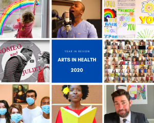 Arts in Health 2020_Photo Collage